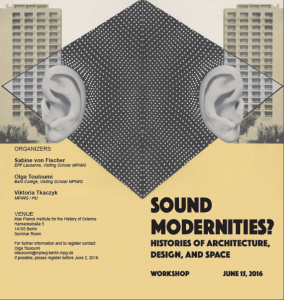 Sound Modernities